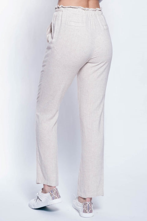 Glenn Pants - Breathable Naturals | Glam & Fame Clothing