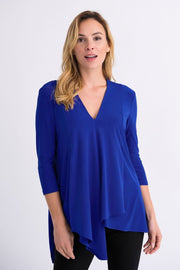 Joseph Ribkoff Tunic Top - Glam & Fame | Breathable Naturals