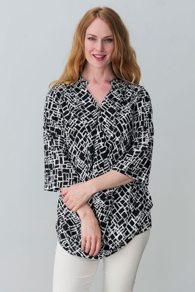 Lori Shirt - Breathable Naturals | Glam & Fame Clothing