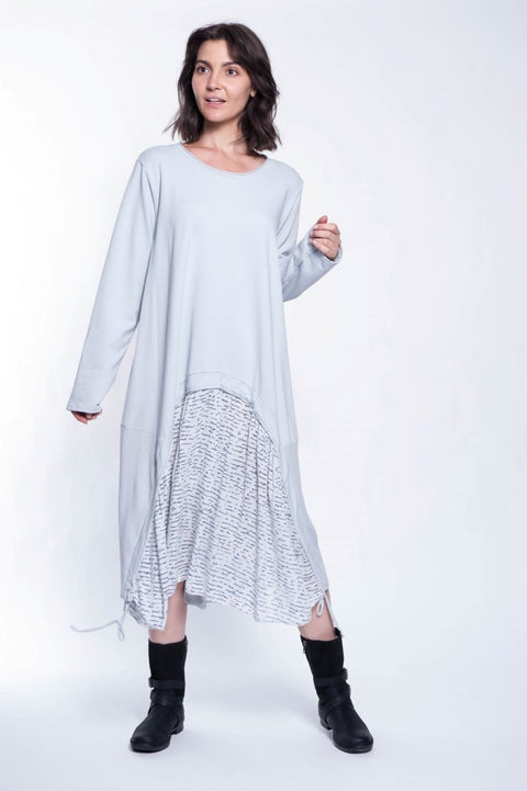 Made in Italy Cotton Dress - Breathable Naturals | Glam & Fame Clothing