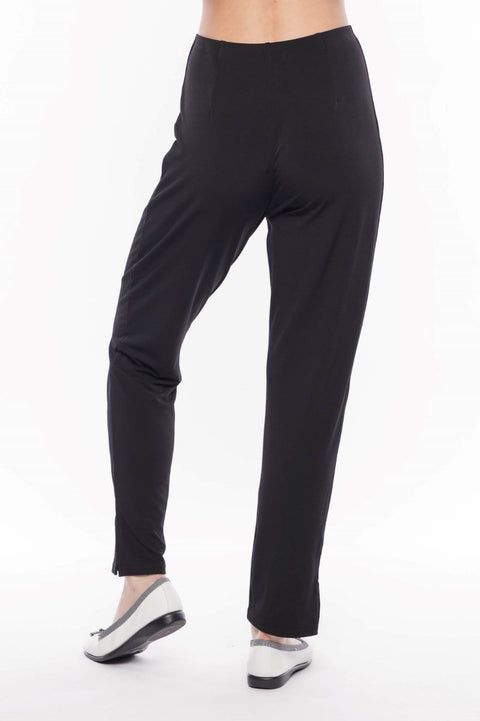 Pant Cuff Slit - Breathable Naturals | Glam & Fame Clothing