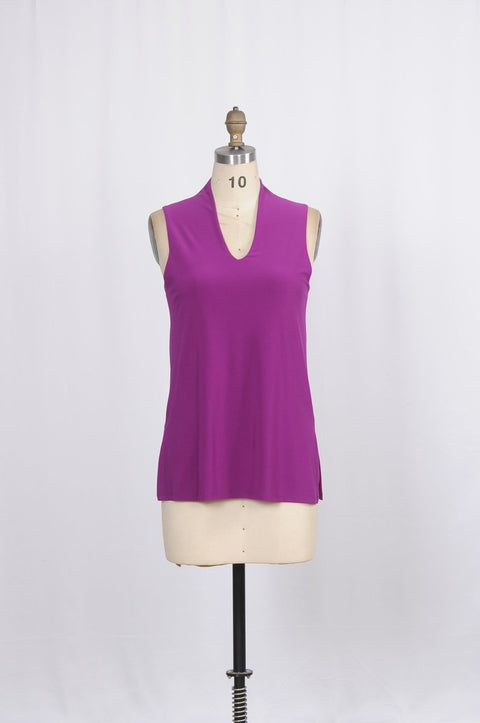 Orchid Cami Blouse - Glam & Fame | Breathable Naturals