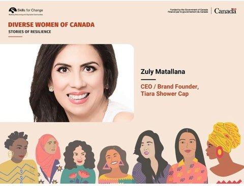 CEO of TIARA on Diverse Women of Canada