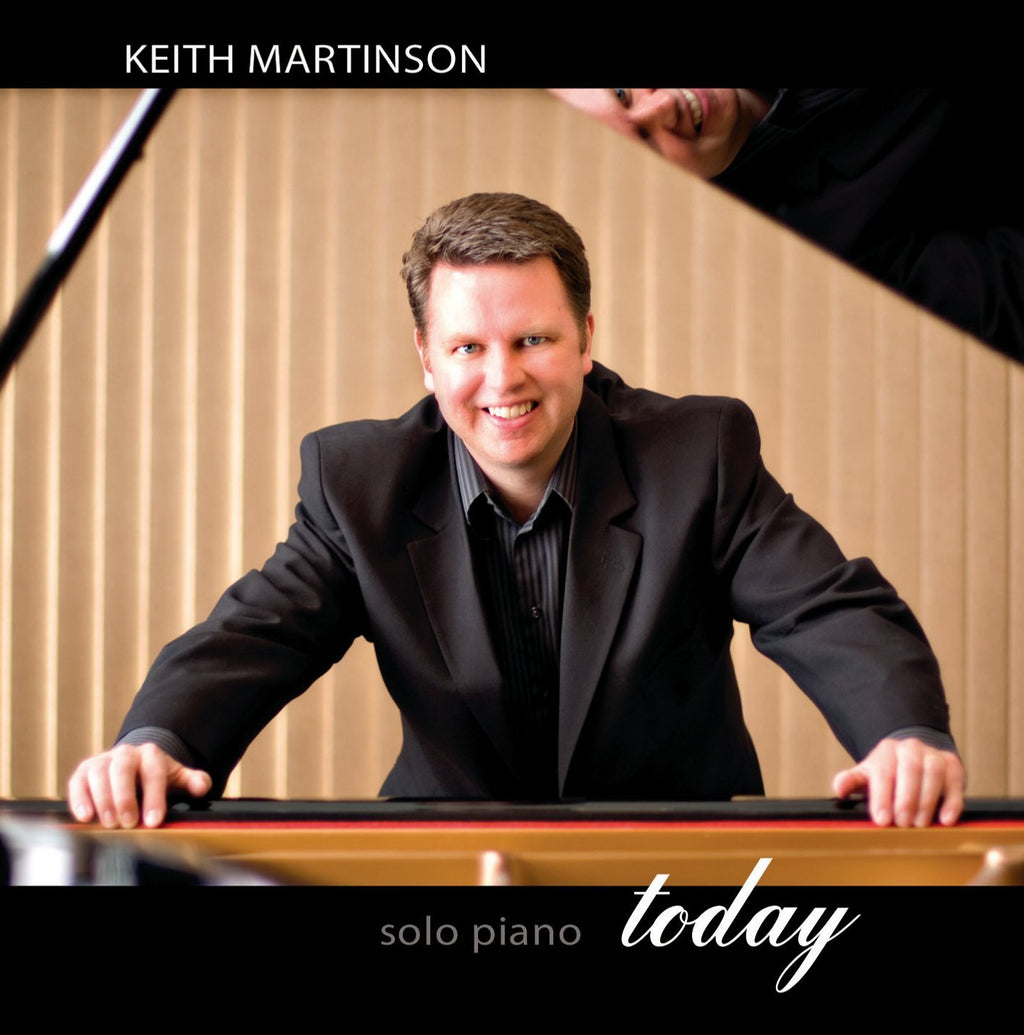 Today Solo Piano CD