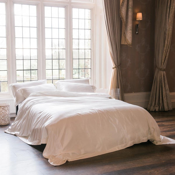 Lunesilk - The most Luxurious bedding fabric we've ever created. Pure Indulgence
