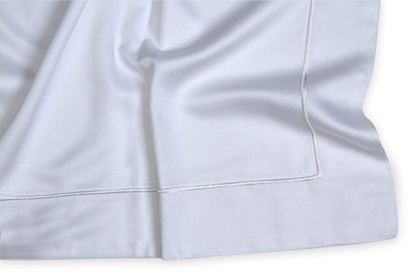 Bamboo Flat Sheet - Oxford Edging