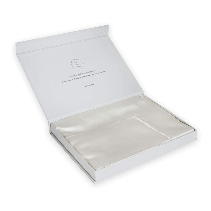 Lunesilk Anti-Wrinkle Pillow Slip