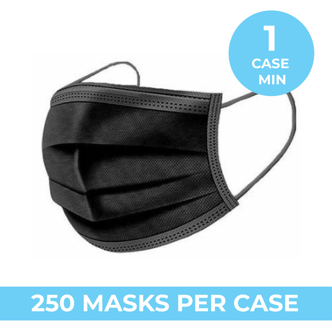 Disposable Mask (Black)