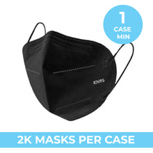 Load image into Gallery viewer, KN95 Mask (Black)