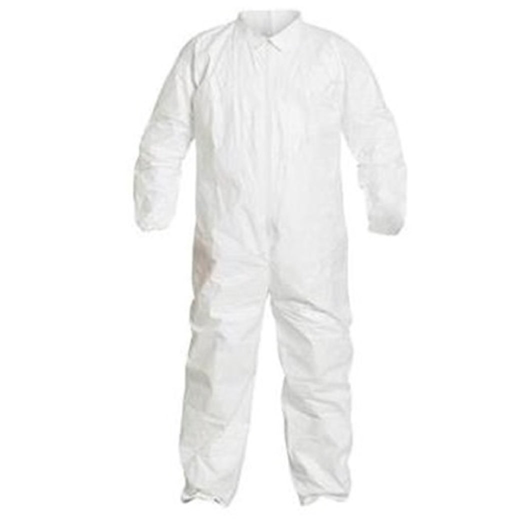 White Coverall