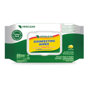 Disinfecting Wipes (EPA N-Listed)