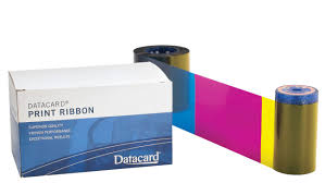 Datacard Ribbon YMCKT-K - Prints 375 Cards (534000-007)
