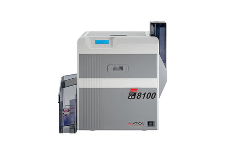 Matica XID8100 Retransfer Printer - Single Sided