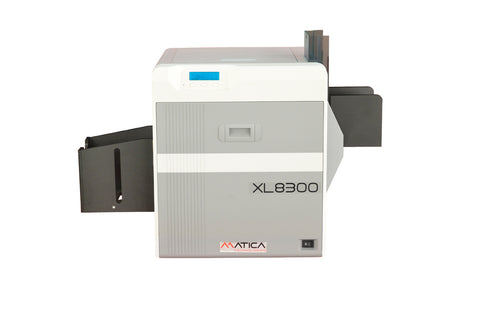 Matica XL8300 Large Format Retransfer Card Printer - Event Card Printer