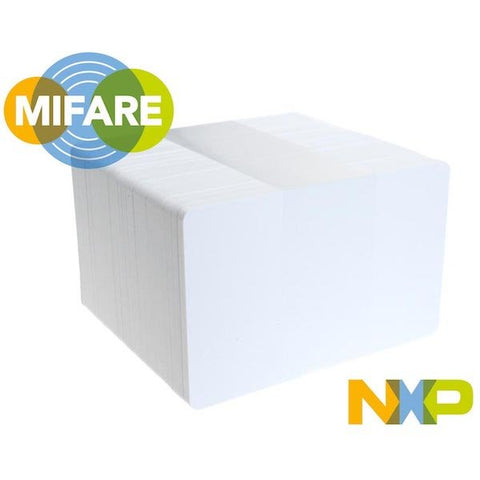 MIFARE Classic® 1K NXP EV1 Cards - Pack of 100 (MF1S5001)