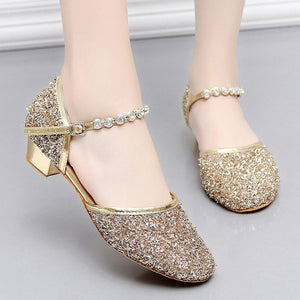 shoes for girls Glitter Children