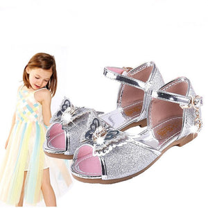 Girls sandals summer kids shoes