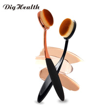 Load image into Gallery viewer, Dighealth 1pcs Make Up Brushes Soft Toothbrush Type Cosmetic Face Powder Foundation Brush Synthetic Hair Makeup Tool