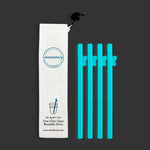 "WonderSip Butterfly Standard ""Glow In The Dark"" Reusable Straw"