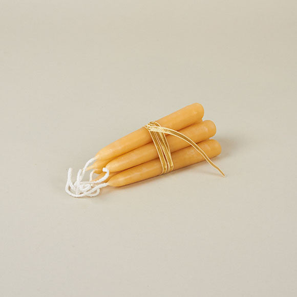 Small Beeswax Candles