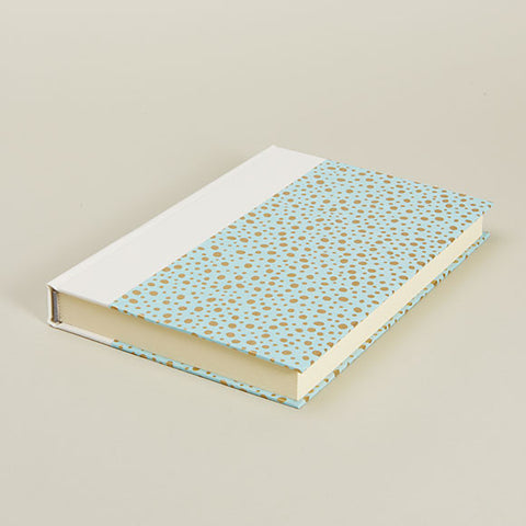 Gold Dot Notebook