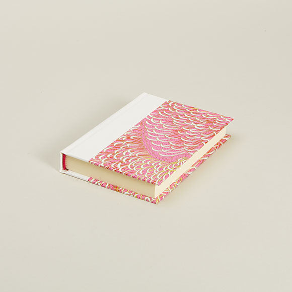 Abstract Flower Pocket Book