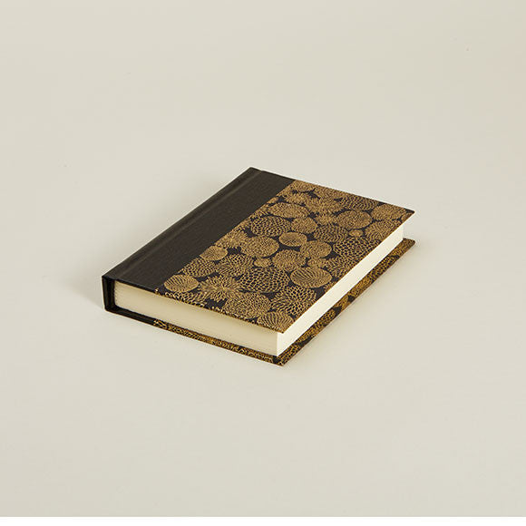 Gold Flower Pocket Book
