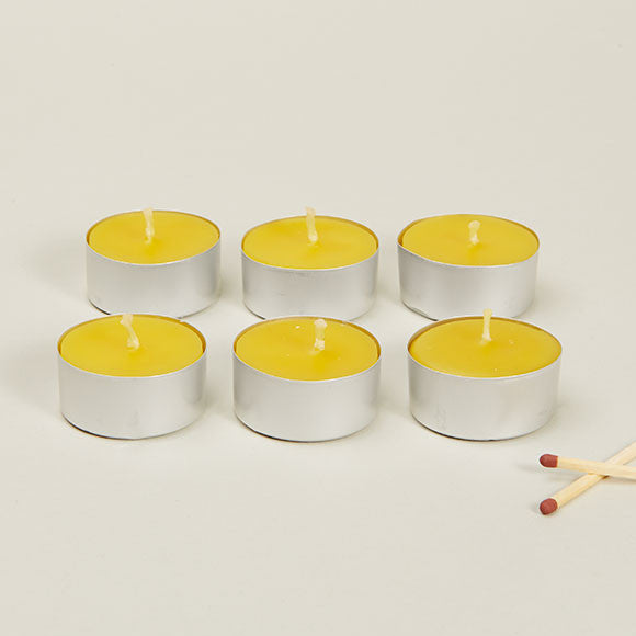 Beeswax Tealights Alternative Image