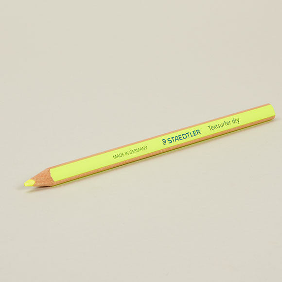 Yellow Highlighter Pencil