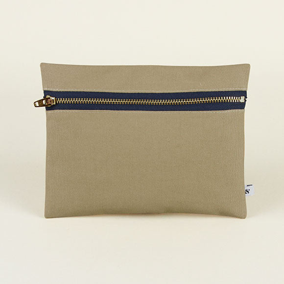 Agatha Wash Bag - Sand