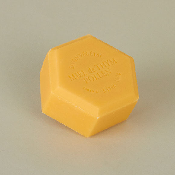 Honey and Pollen Soap