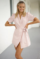 One and Only Blazer Dress