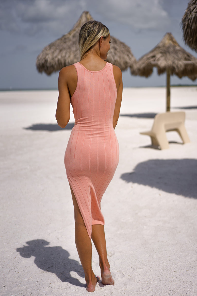 Flamingle Dress