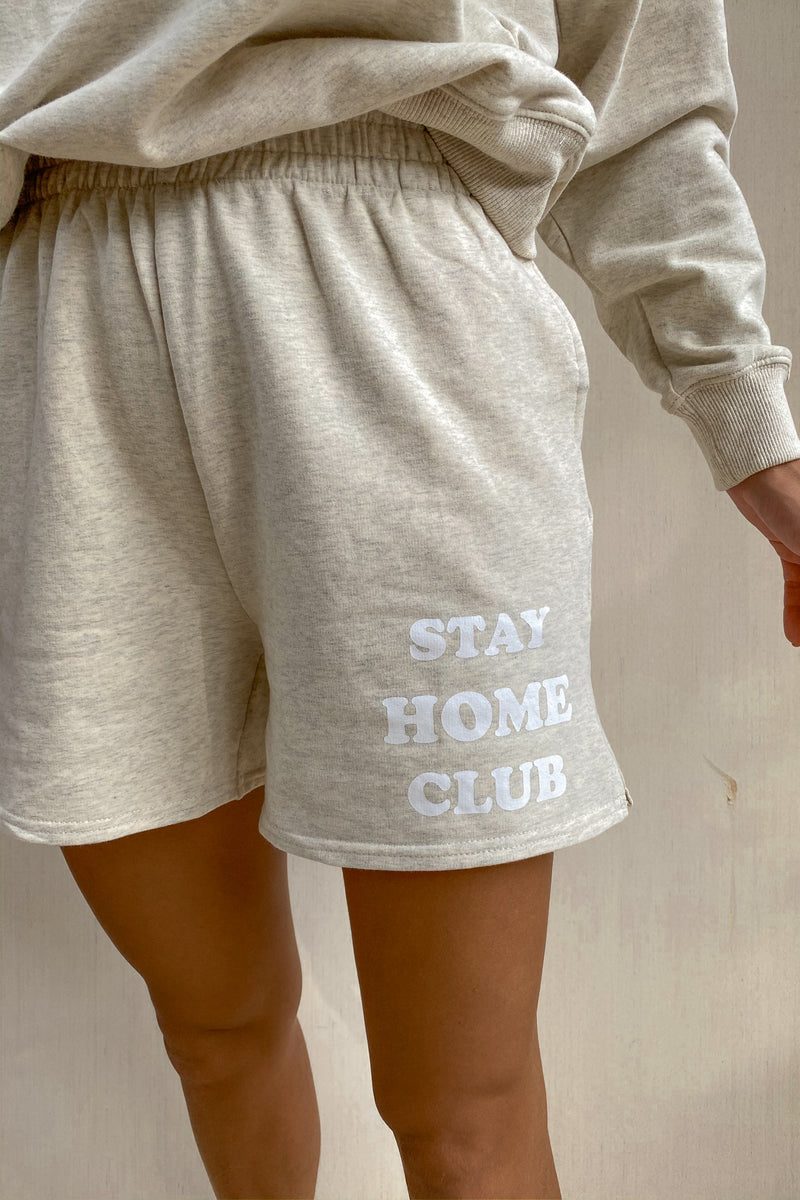 Stay Home Club Shorts (Sold Out)