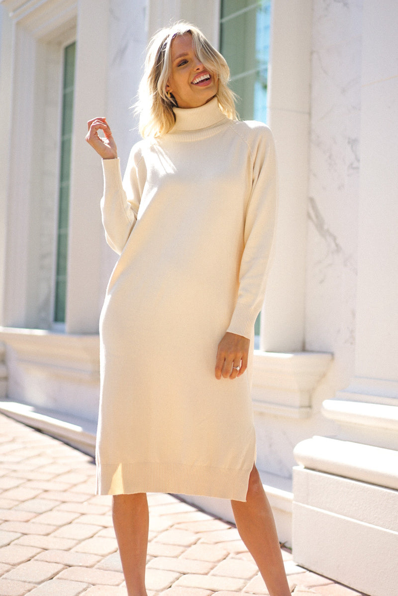 Sarah Sweater Dress (Sold Out)