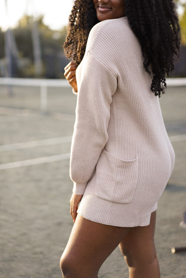 Sadie Sweater Romper