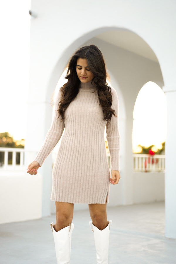 Restitute Sweater Dress