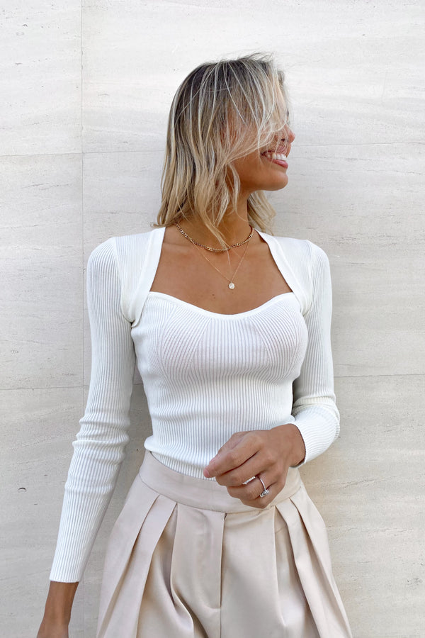 Lovers Knit Top
