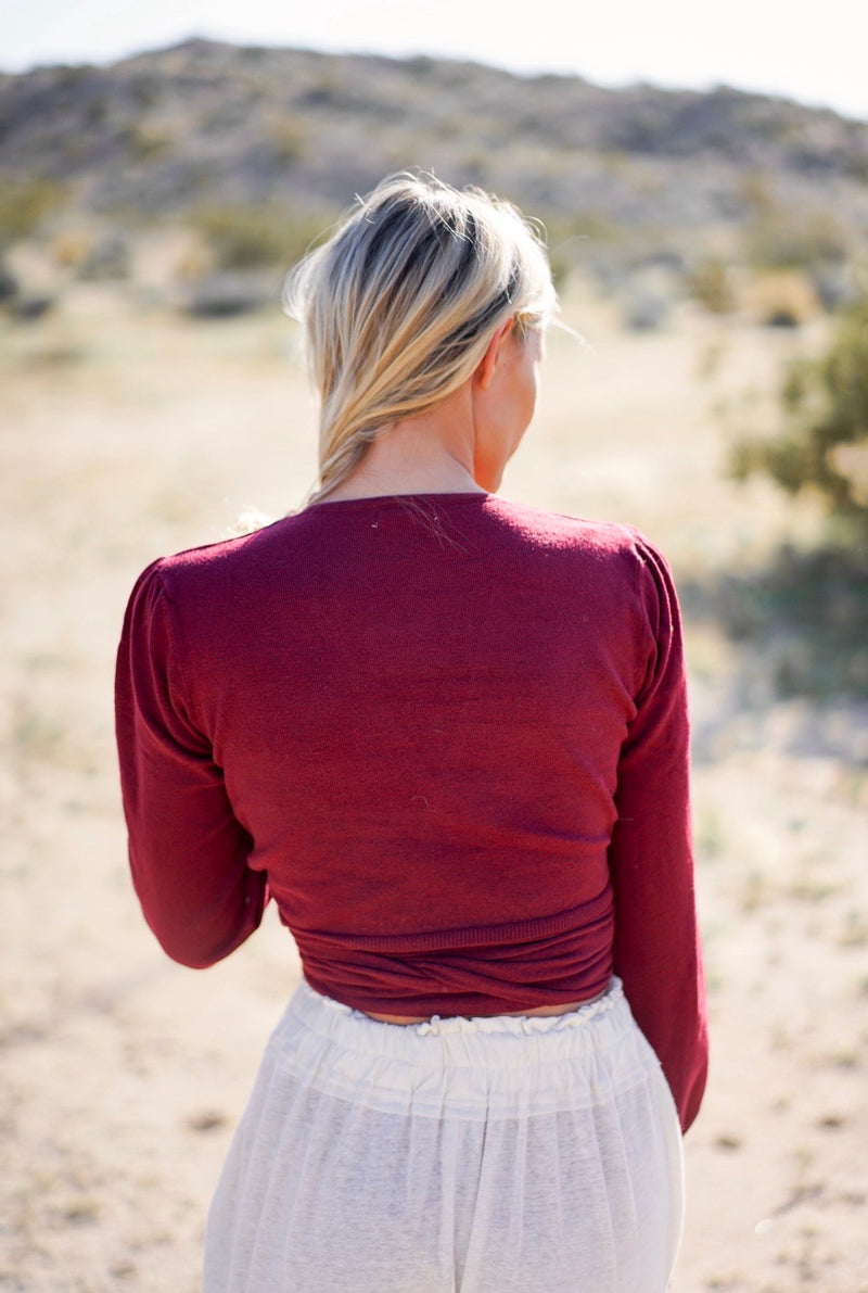 Syrah Stretch Top