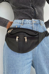 Serious Business Leather Fanny Pack