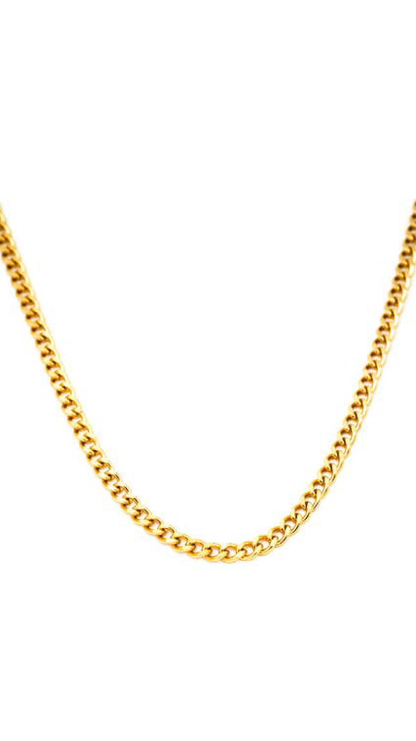 Resa Mini Chain Choker 16""