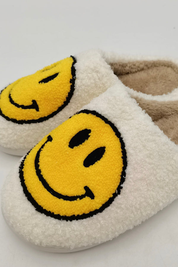 Happy Home Slippers — Preorder