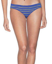 Load image into Gallery viewer, Maaji Pacific Blue Sublime Reversible Bikini Bottom - C Cut