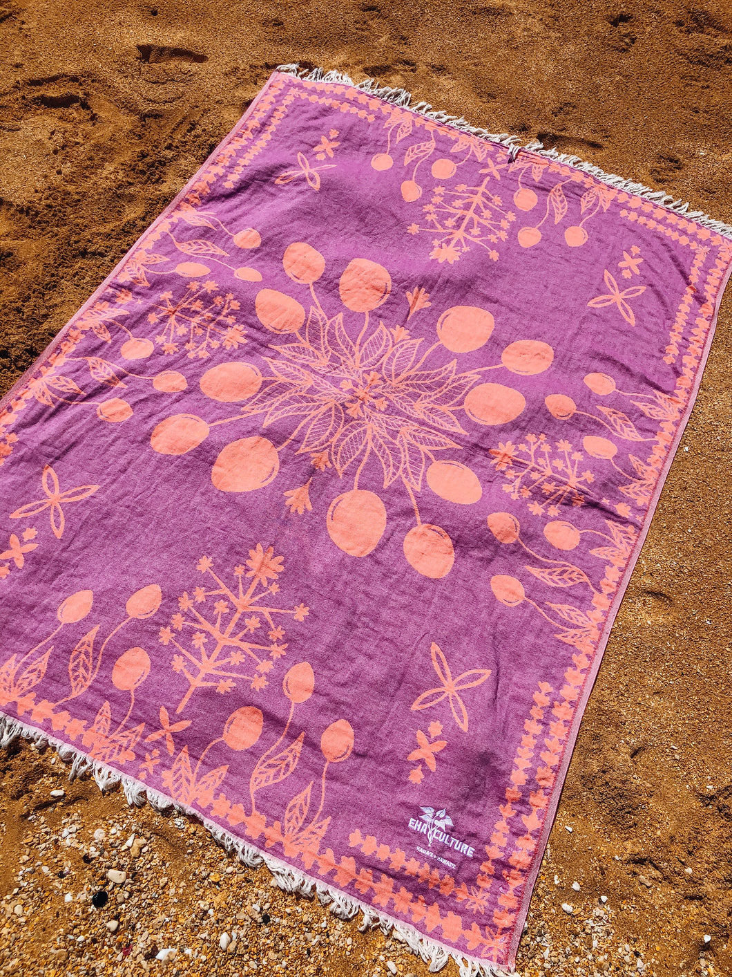 EHA Mango Madness Towel / Blanket for Two!!