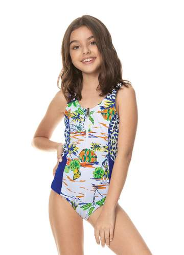 Maaji Pooltastic Terra Girls One Piece