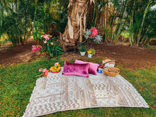 Load image into Gallery viewer, EHA Tiki Turkish Beach Blanket for 2