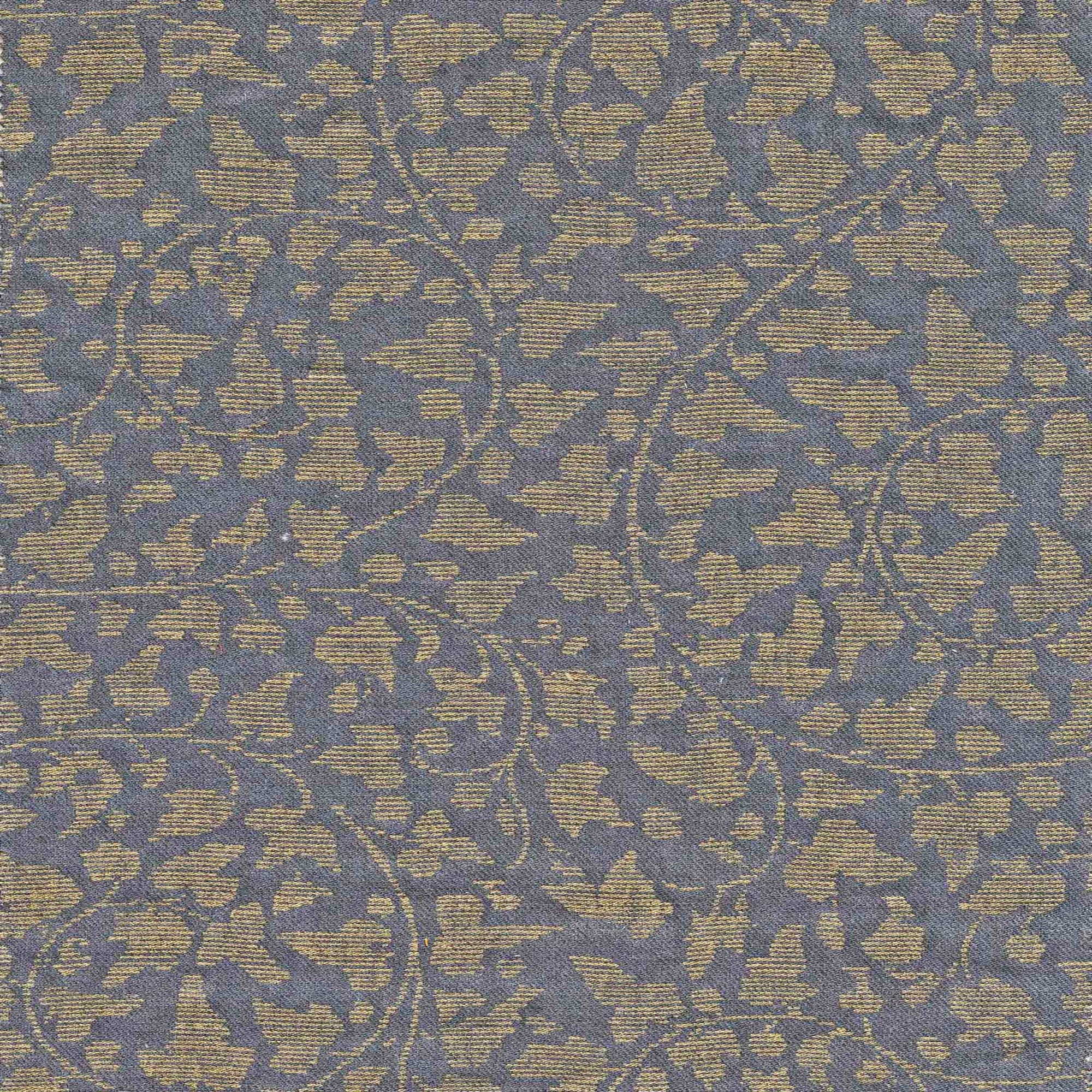 Fortuny Catalano in Dark Blue & Gold by the yard