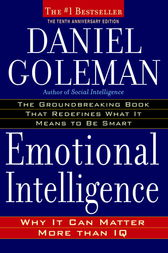 Emotional Intelligence: Why It Can Matter More Than IQ (English Edition)