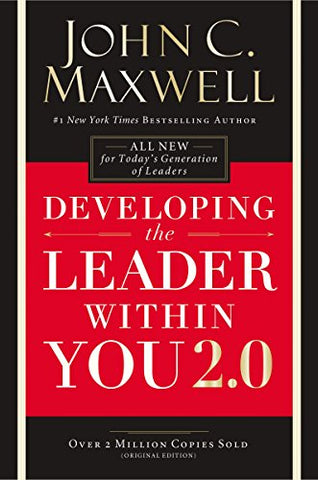 Developing the Leader Within You 2.0 Workbook (Developing the Leader Series) (English Edition)