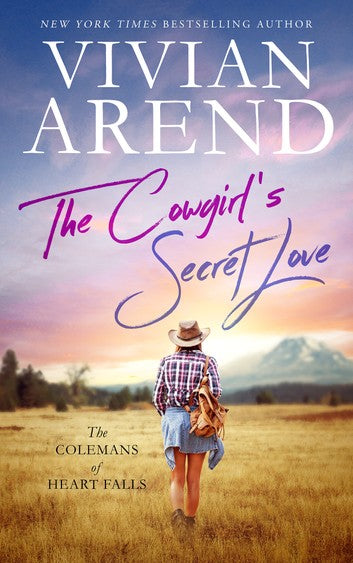 The Cowgirl's Secret Love